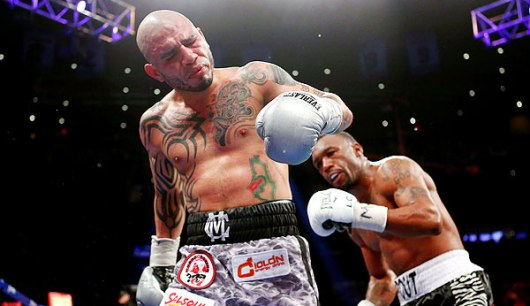 Miguel Cotto de Retour Contre Cornelius Bundrage ?
