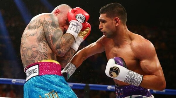 Amir Khan domine Luis Collazo aux points