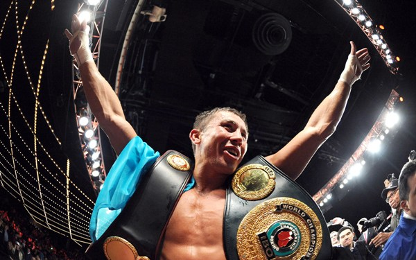 Golovkin pourrait affronter Quillin ou Jacobs (Photo : USA TODAY Sports Images)