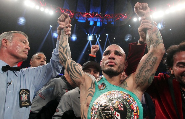 Miguel Cotto voit les choses en grand